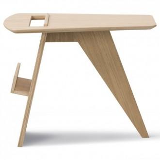 chêne vernis - Magazine Table