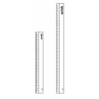 20cm wooden ruler -...