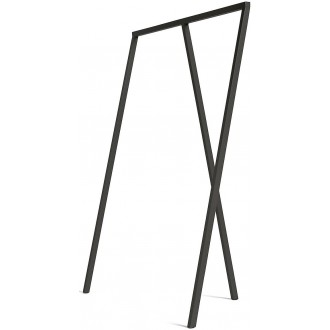 black - Wardrobe - Loop Stand
