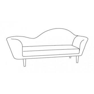 droite  - canapé Grand Piano