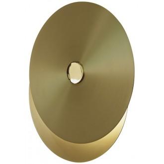 Ø28cm - satin brass -...