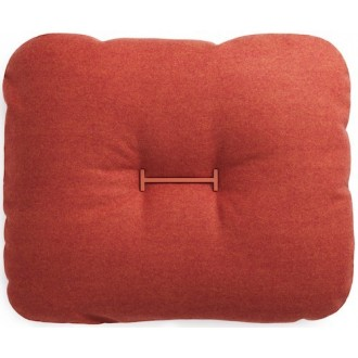 wool - red - Hi cushion