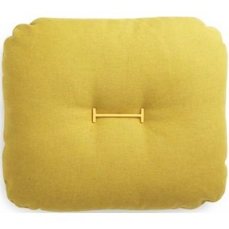 flax - yellow - Hi cushion