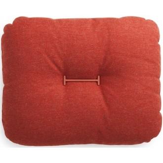 flax - red - Hi cushion