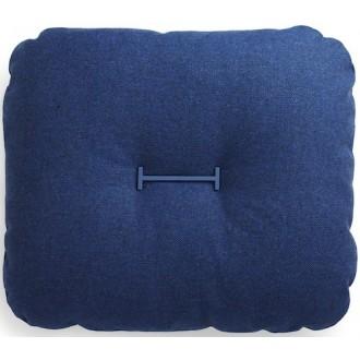 flax - blue - Hi cushion
