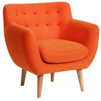 armchair - mandarine -...