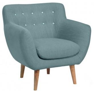 fauteuil - celadon - coton...