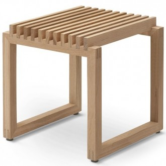 oak - Cutter stool
