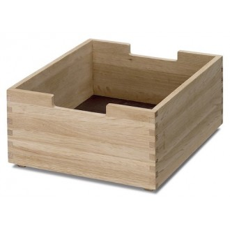 oak - Cutter box, low
