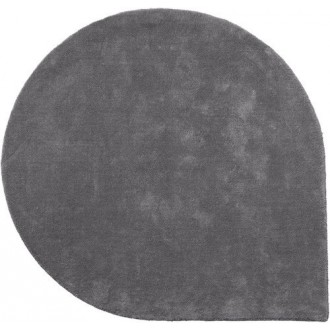 L - dark grey - Stilla rug