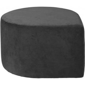 anthracite - pouf Stilla