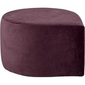 bordeaux - pouf Stilla
