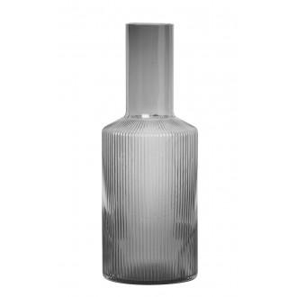 carafe – smoked grey – Ripple