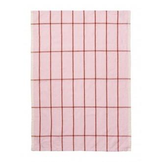rose/rust - Hale tea towel