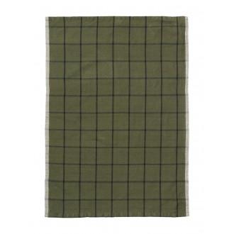 green/black - Hale tea towel