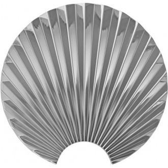 M - silver - Concha