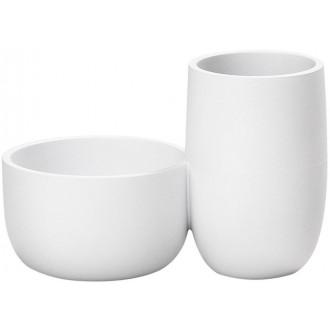 white - key bowls - Gaku...