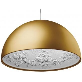 Ø90 x H45cm  - gold -...