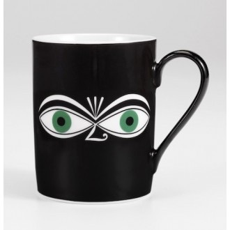 vert - Eyes - Coffee Mugs