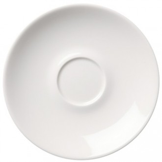 saucer - 24h white
