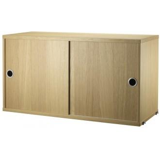 Cabinet portes coulissantes...