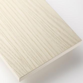 58x20cm - 3-pack shelves - ash