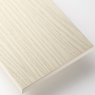 58x30cm - 3-pack shelves - ash