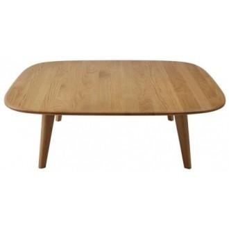 90x90cm - chêne - table...