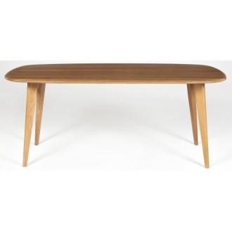 180x90cm - chêne - table Emma