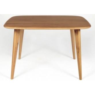 120x120cm - chêne - table Emma