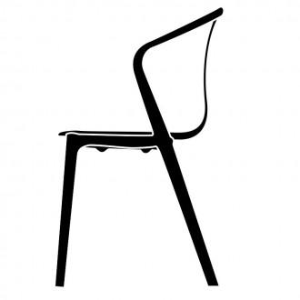 Belleville - fauteuil...