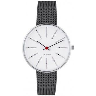gris bracelet maille -...