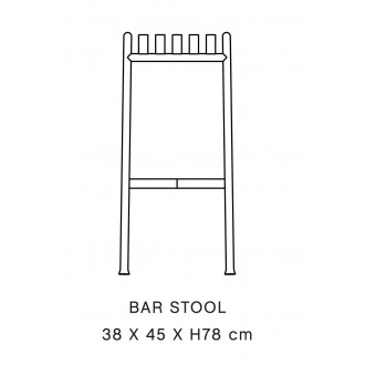 bar stool - Palissade