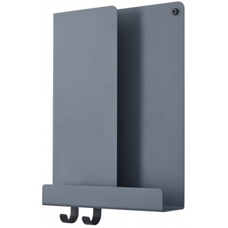 Folded shelf - L29,5 x D8 x...