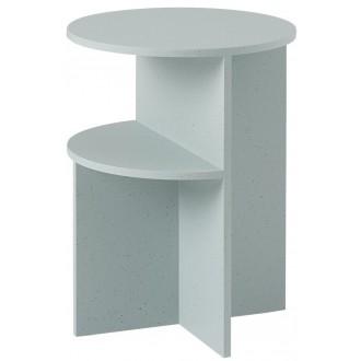 table d'appoint Halves -...