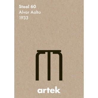 50x70cm - Poster Stool 60 -...