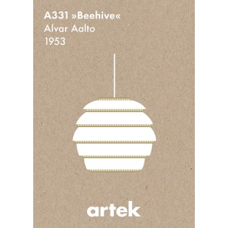 50x70cm - Poster Beehive