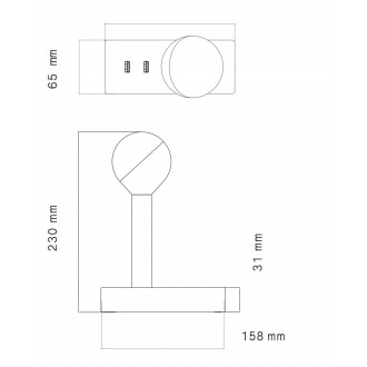 freestanding Busby-1 (w152 b1)