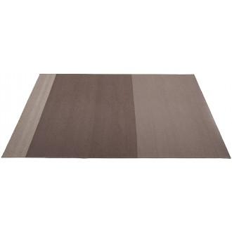 170x240cm - taupe - tapis...