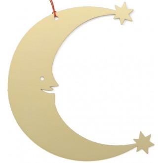 moon Girard ornament
