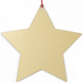 ornement Girard étoile