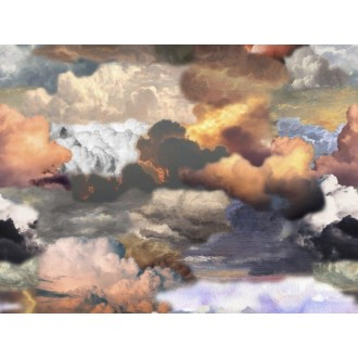 Walking on Clouds rug -...