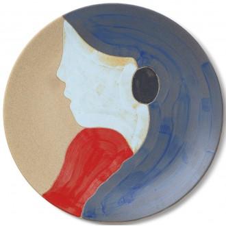 Tala ceramic platter