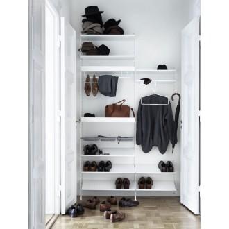 Hallway 1 - white / white -...