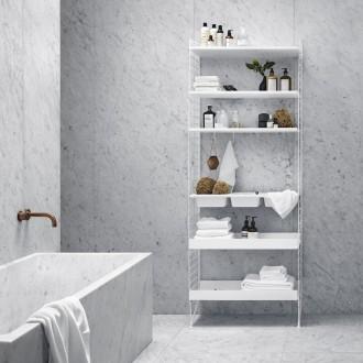 Bathroom 2 - white / white...
