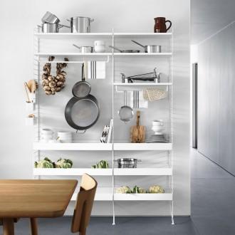 Kitchen 1 - white / white -...