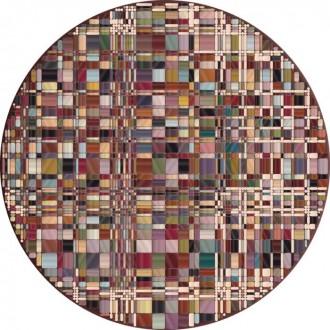 Bead rug - Ø250 cm - Yarn Box