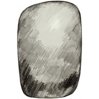 Scribble Grey - 200 x 300 cm