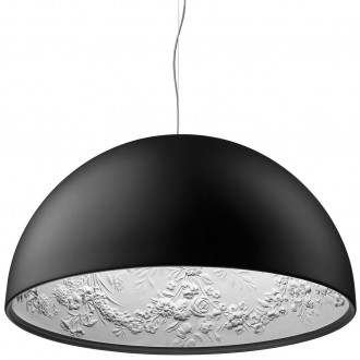 Ø90 x H45cm - matt black -...