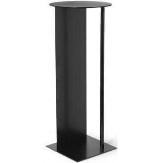 Place Pedestal - noir mat